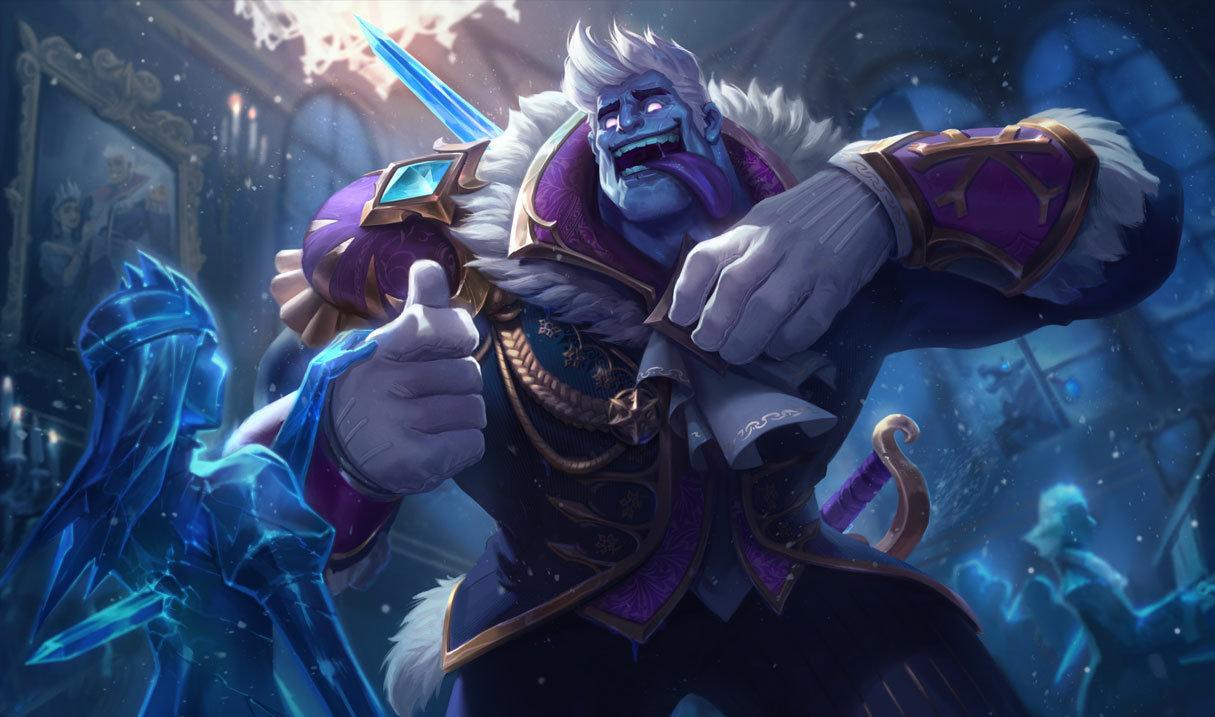 Морозный принц Мундо, Морозный принц Мундо