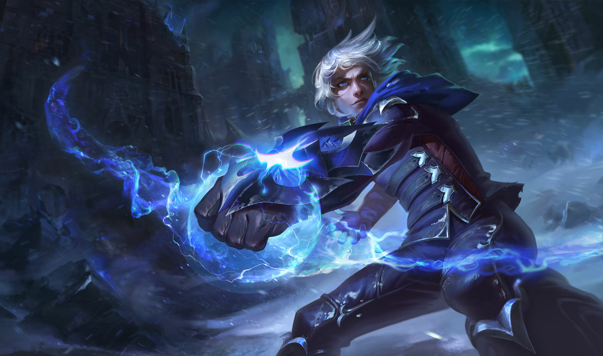 Frosted Ezreal
