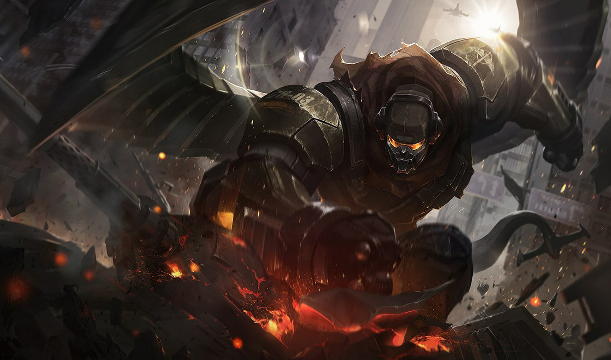 Commando Galio View Here