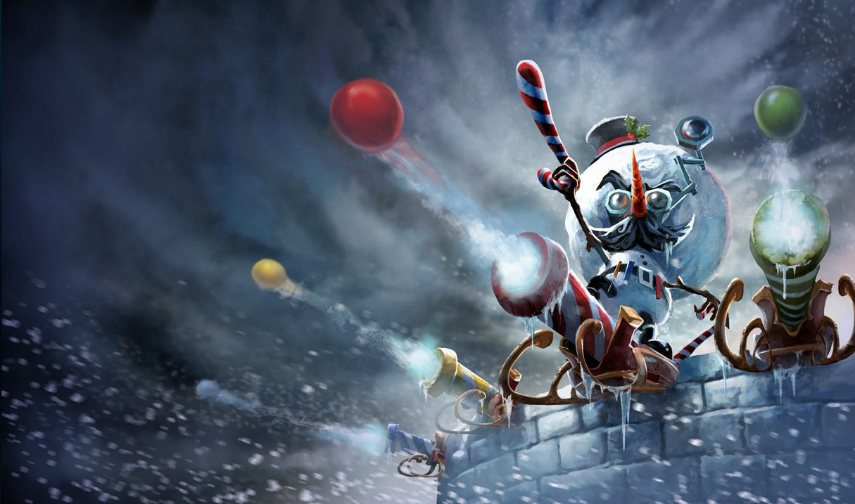 Снегмердингер, Снегмердингер