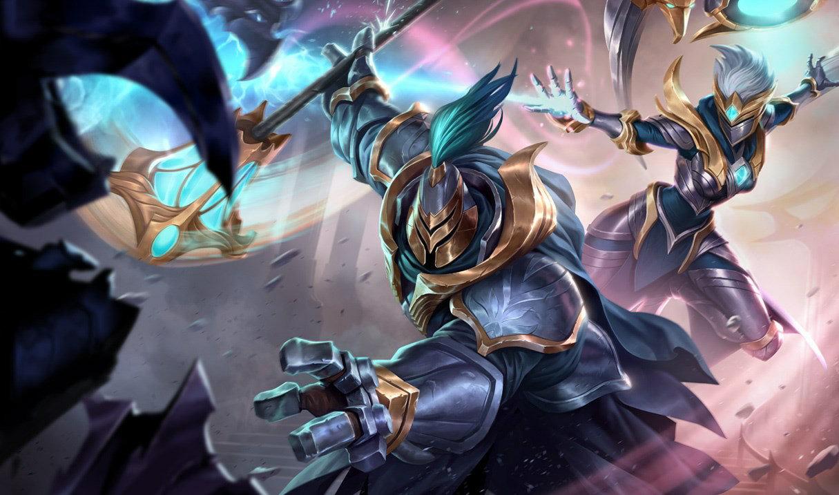 Warden Jax
