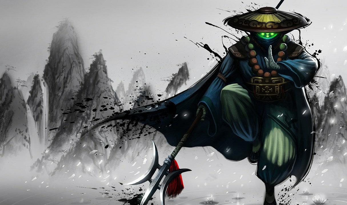 Tapınak Savaşçısı Jax