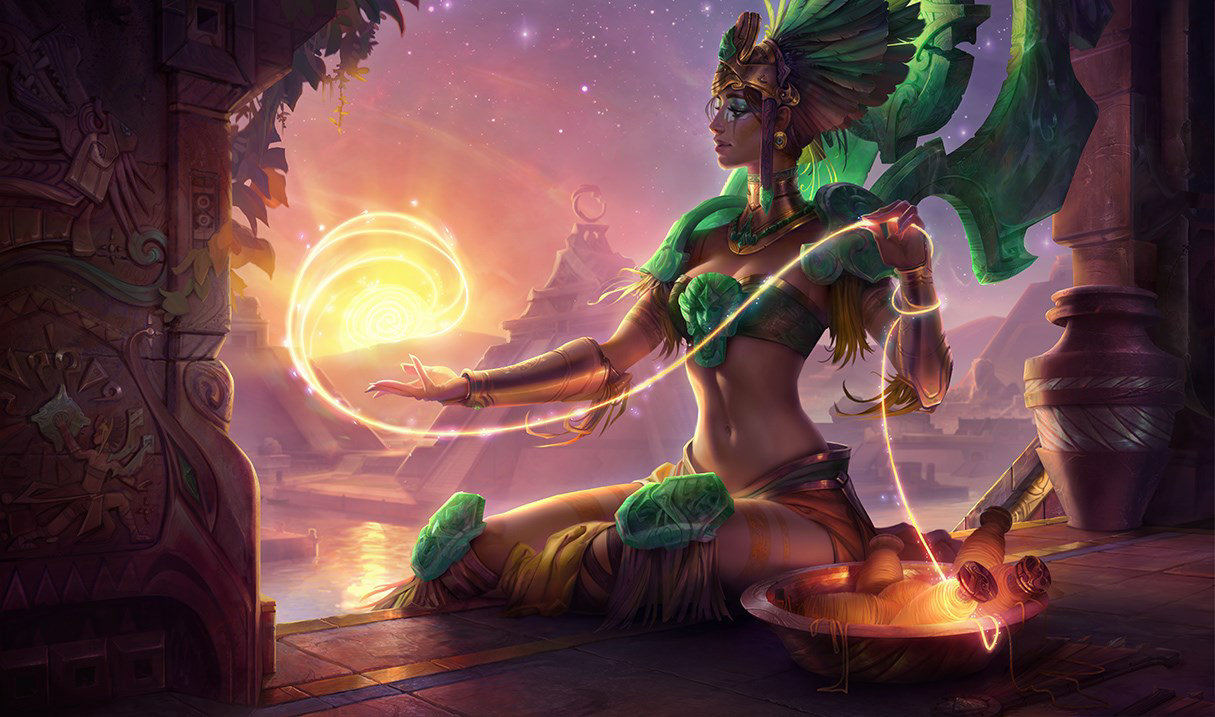 Карма, богиня Солнца, Карма, богиня Солнца