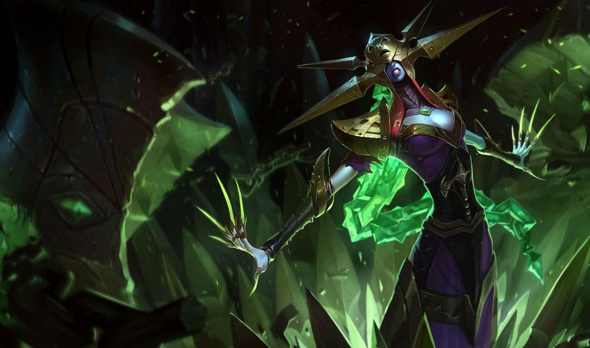 Blade Queen Lissandra