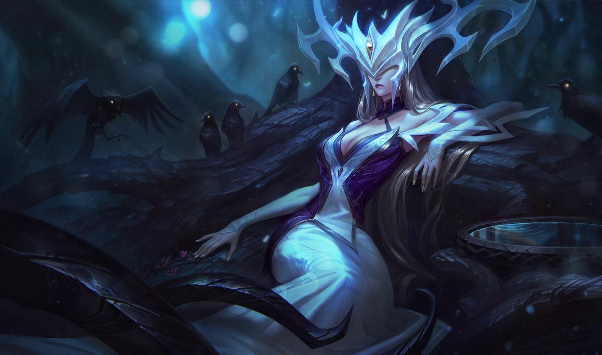 Верховная ведьма Лиссандра, Верховная ведьма Лиссандра