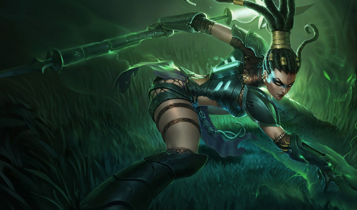 Headhunter Nidalee