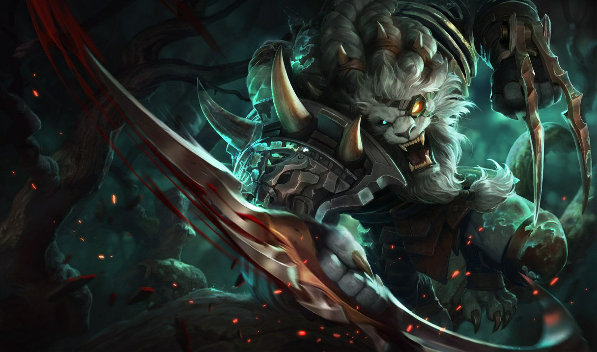 Image result for rengar