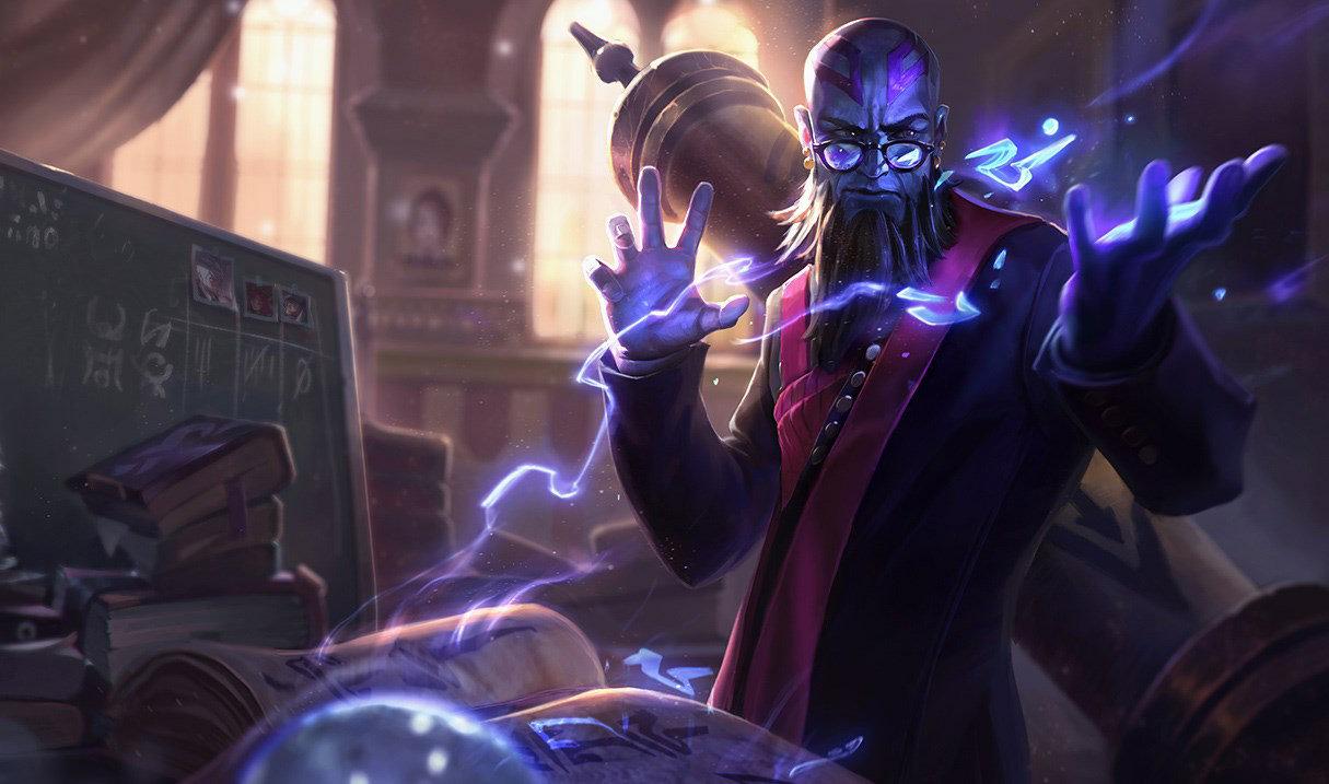 Professor Ryze