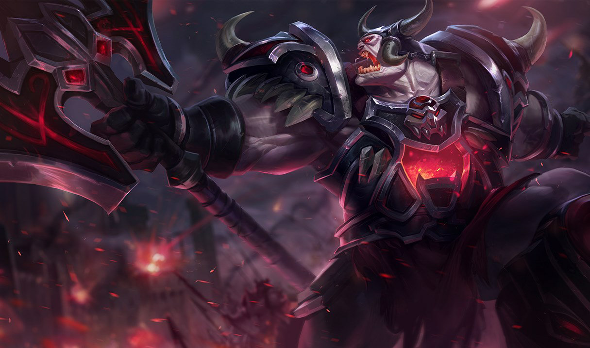 Warmonger Sion