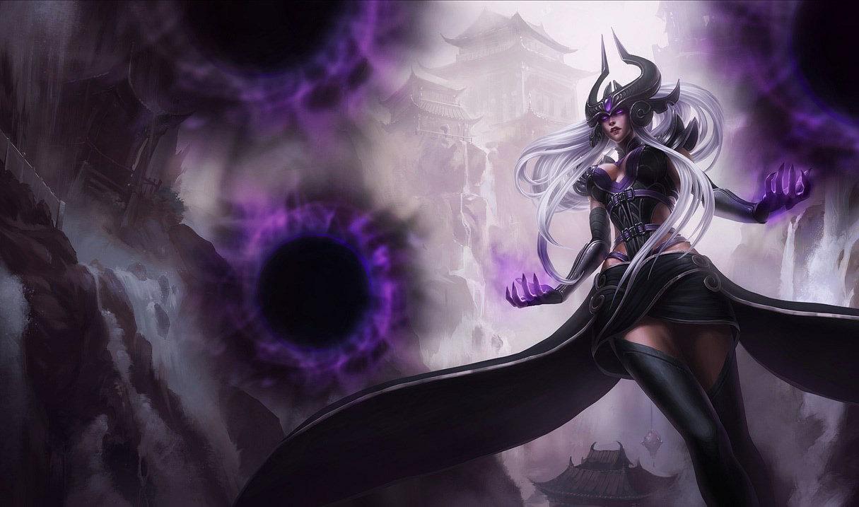 Riot revela nueva skin de Syndra