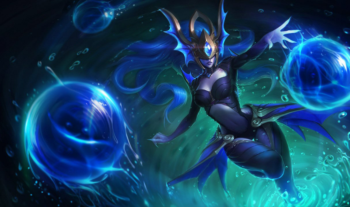 Syndra | League of Legends