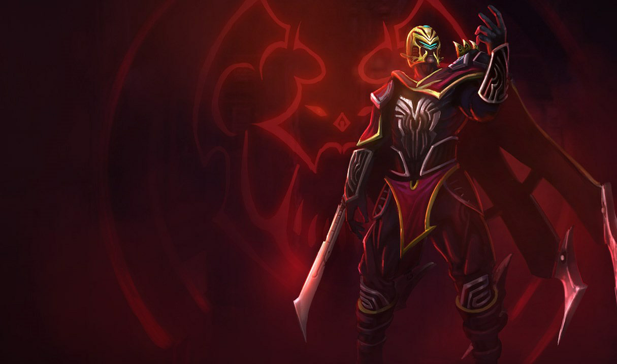 Crimson Elite Talon