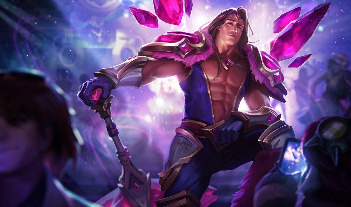 Taric | League of Legends