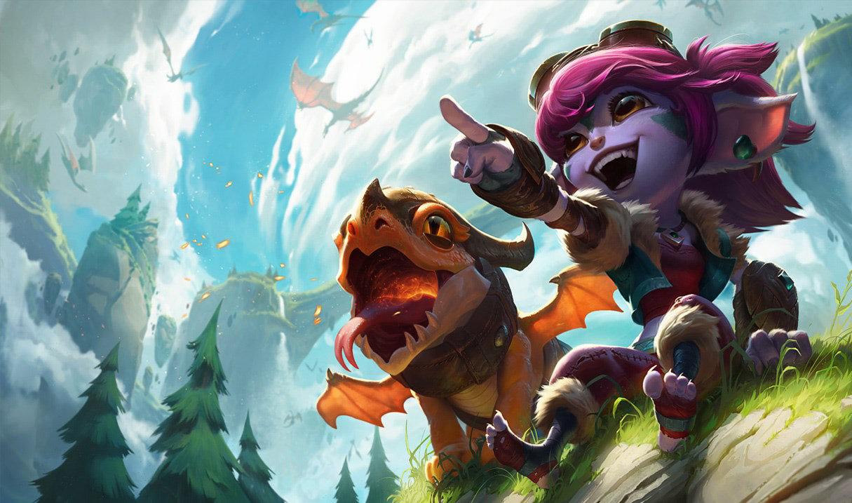 Dragon Trainer Tristana