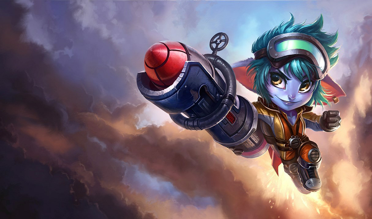 league of legends tristana