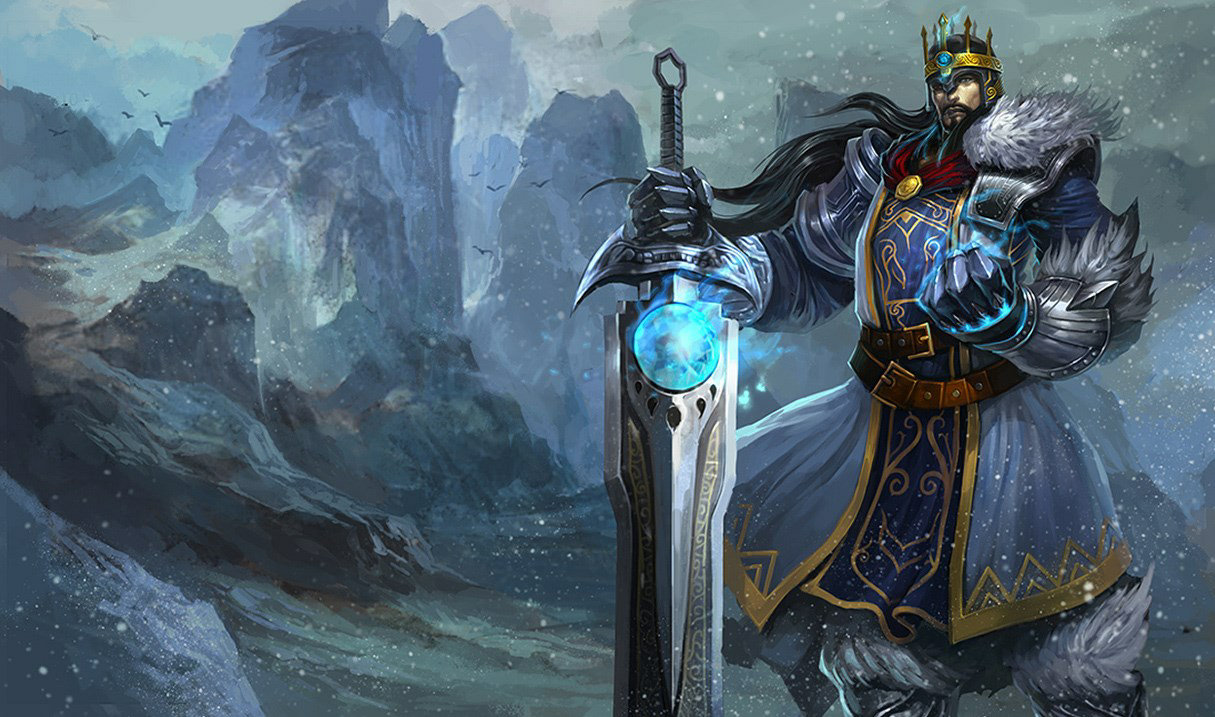RIOT GAMES Quita a Tryndamere de League of Legends