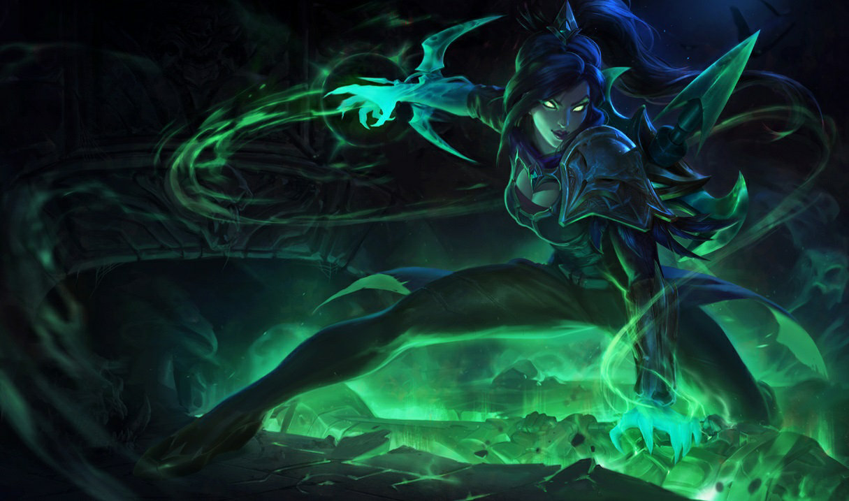 Vayne | League of Legends