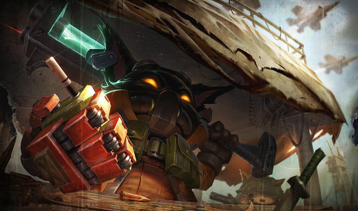 Omega Squad Veigar
