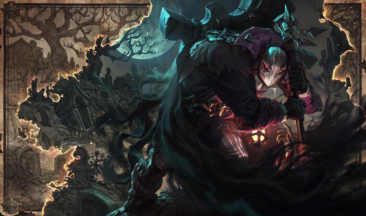 Undertaker Yorick