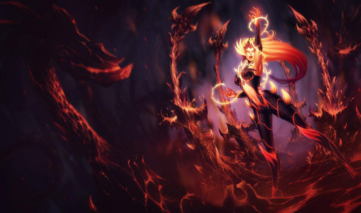 Зайра Лесной Пожар, Зайра Лесной Пожар