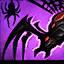 Reine araignée