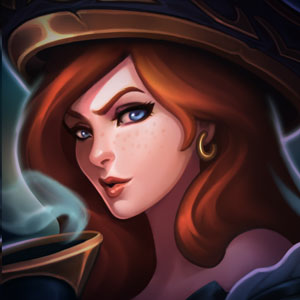 Cap Miss Fortune