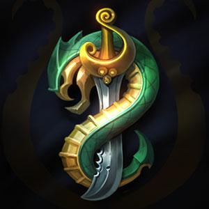 Summoner`s Profile - Fr0zen54