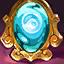 Yuumi Item Bandleglass Mirror