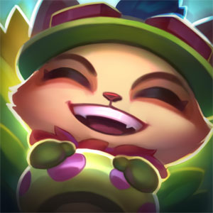 Teemo From Hell