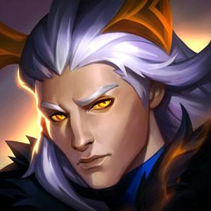Summoner`s Profile - KINGSERIOUSS