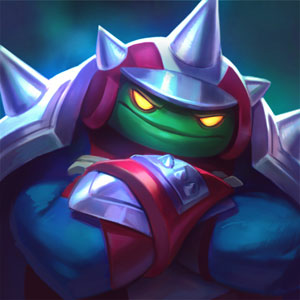 Summoner`s Profile - HiddenInTheBussh