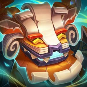 Summoner`s Profile - JJVIRGIN