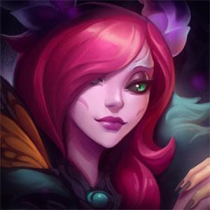 Summoner`s Profile - nadjick