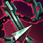 Gnar Item Ironspike Whip