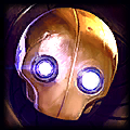 Klenverson - Sup Blitzcrank 6.1 Rating