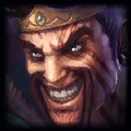 Hanging there Bot Draven