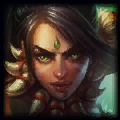 SKT1 ZaunSpartan - Sup Nidalee 6.4 Rating