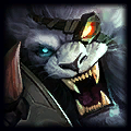 HlddenGunner Top Rengar