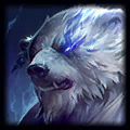 KitsuneKama - Top Volibear 3.1 Rating