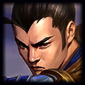 lonely supp main Jng Xin Zhao