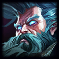 Relatively weak  Sup Zilean
