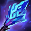 Vel'Koz Item Shard of True Ice