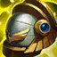 Blitzcrank Item Pauldrons of Whiterock