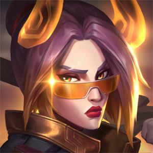 Summoner`s Profile - 13zandy001
