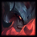 K1NG T33MO - Top Aatrox 4.4 Rating