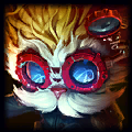 HollyWoodxPJ Top Heimerdinger