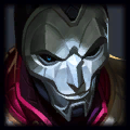 A Tall Elf Bot Jhin