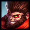 GlitchyGod - Top Wukong 5.7 Rating