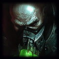 ZoeStompOnMe Top Urgot
