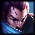 W0rstplayerbyfar - Mid Yasuo 3.4 Rating